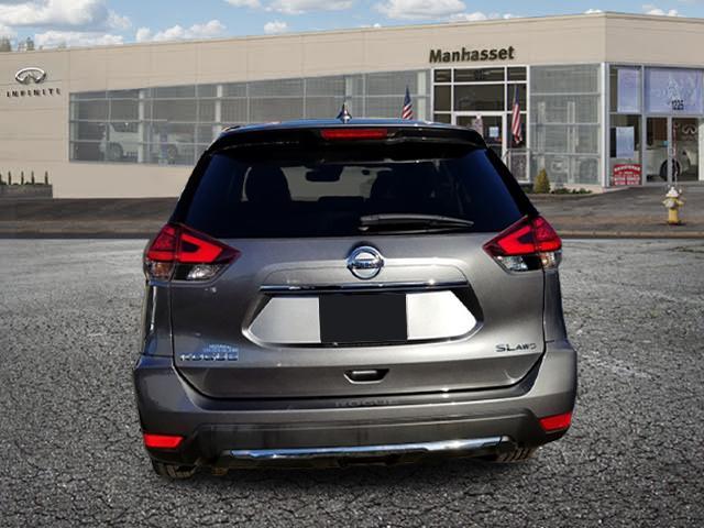 2017 Nissan Rogue 2017.5 AWD SL 3