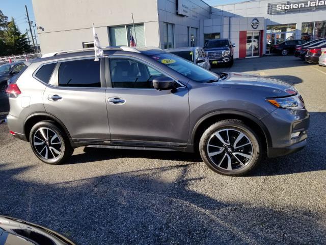 2017 Nissan Rogue 2017.5 AWD SL 5