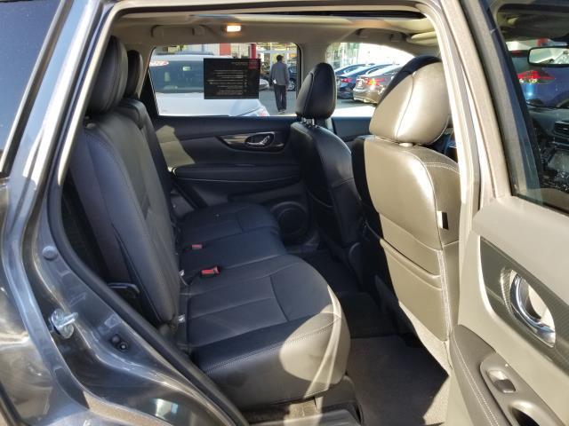 2017 Nissan Rogue 2017.5 AWD SL 14