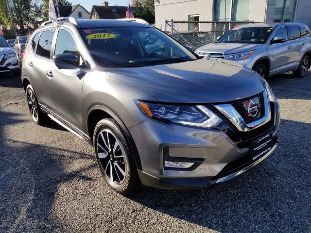 2017 Nissan Rogue SL 6