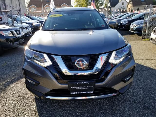 2017 Nissan Rogue SL 7