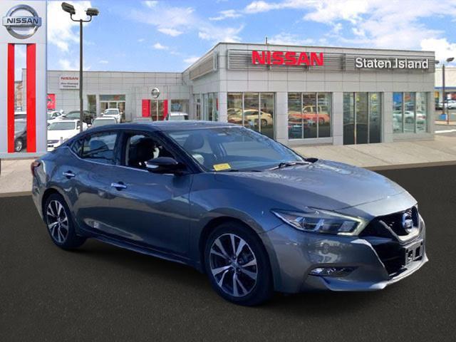 2016 Nissan Maxima 3.5 SV [1]