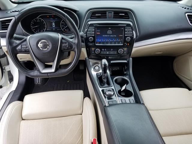 2017 Nissan Maxima SV 3.5L 13
