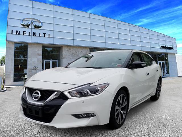 2017 Nissan Maxima SV 0