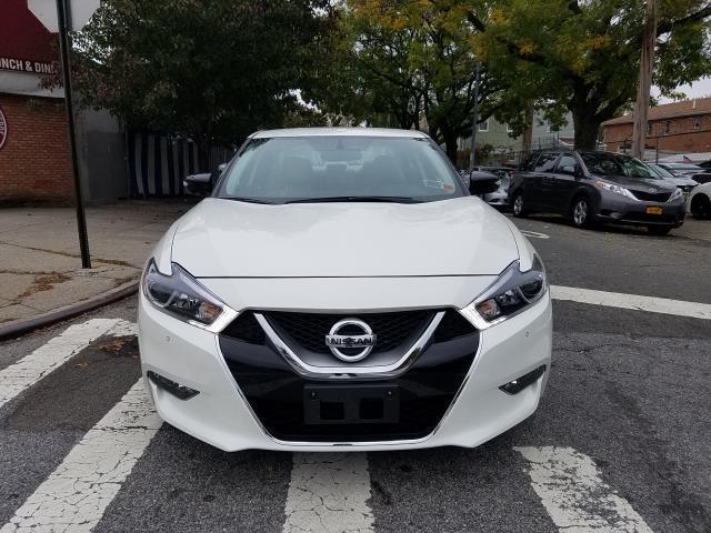 2017 Nissan Maxima SV 7