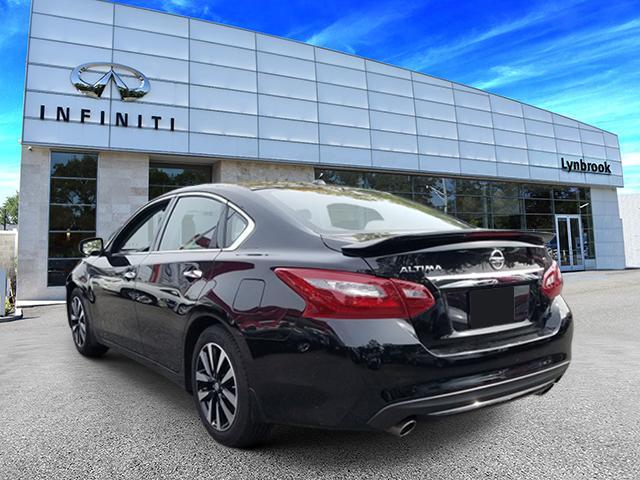 2018 Nissan Altima 2.5 SL 2
