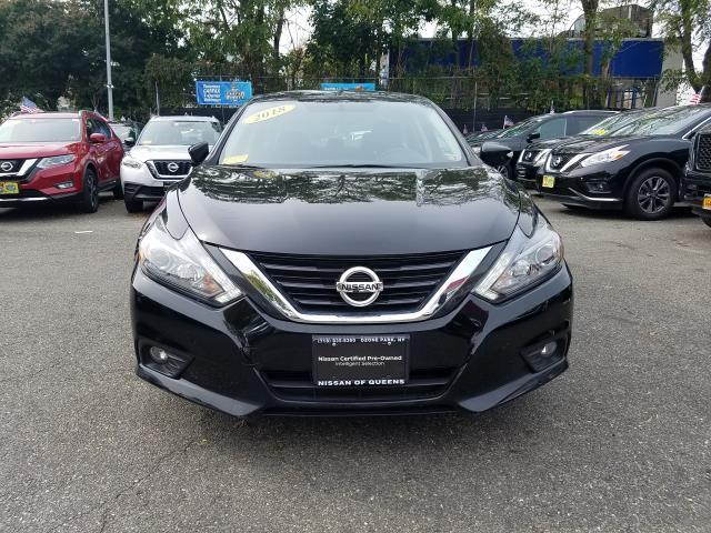2018 Nissan Altima 2.5 SL 6