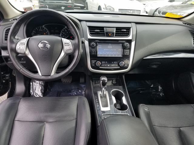 2018 Nissan Altima 2.5 SL 13