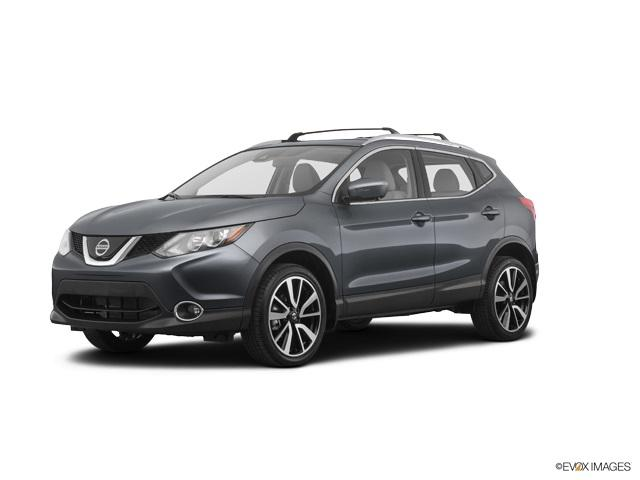Gun Metallic 2019 Nissan Rogue Sport SL SUV East Windsor NJ
