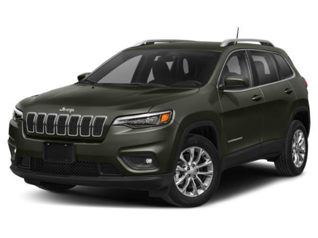 2019 Jeep Cherokee LIMITED SUV Slide