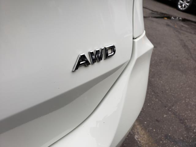 2017 Nissan Rogue AWD S 6