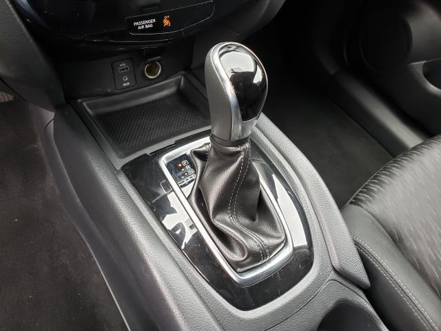 2017 Nissan Rogue S 25