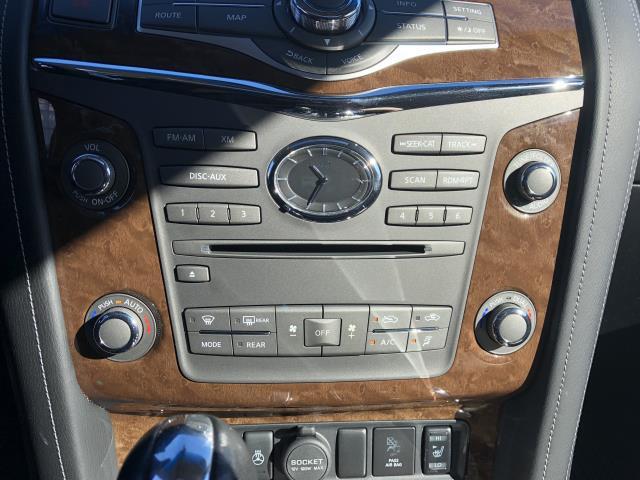 2016 INFINITI QX80 4WD 4dr 30