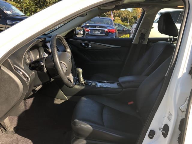 2015 INFINITI Q50 4dr Sdn Premium AWD 11