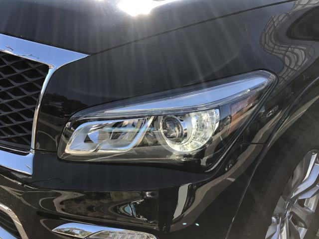 2016 INFINITI QX80 4WD 4dr 4