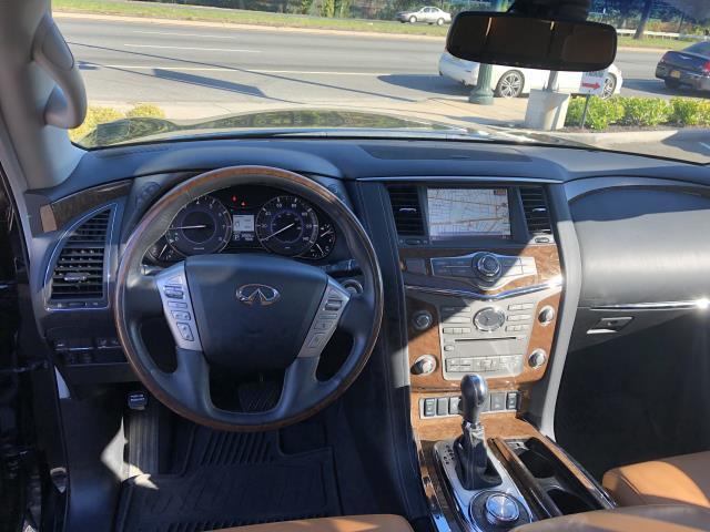 2016 INFINITI QX80 4WD 4dr 14