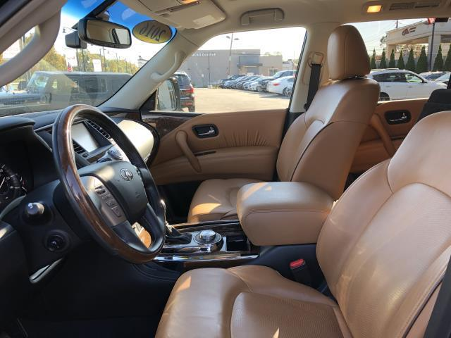 2016 INFINITI QX80 4WD 4dr 16
