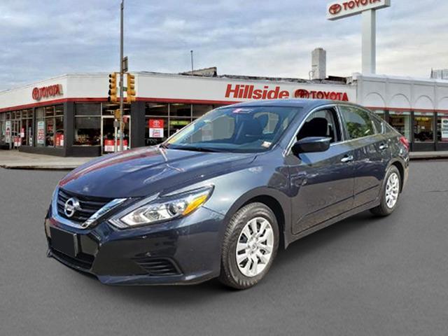 2018 Nissan Altima 2.5 S [6]