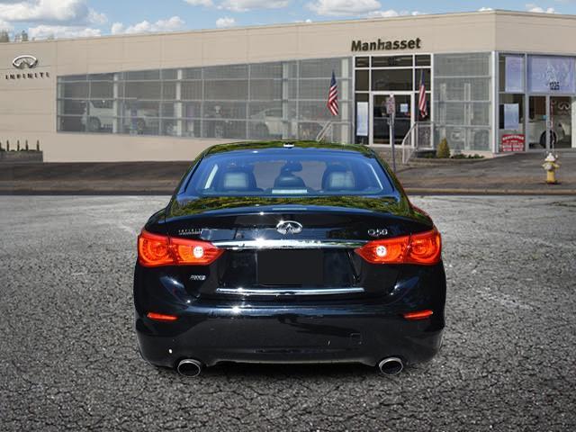 2016 INFINITI Q50 4dr Sdn 3.0t Premium AWD 3
