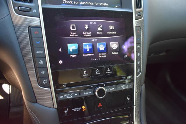 2016 INFINITI Q50 4dr Sdn 3.0t Premium AWD 23