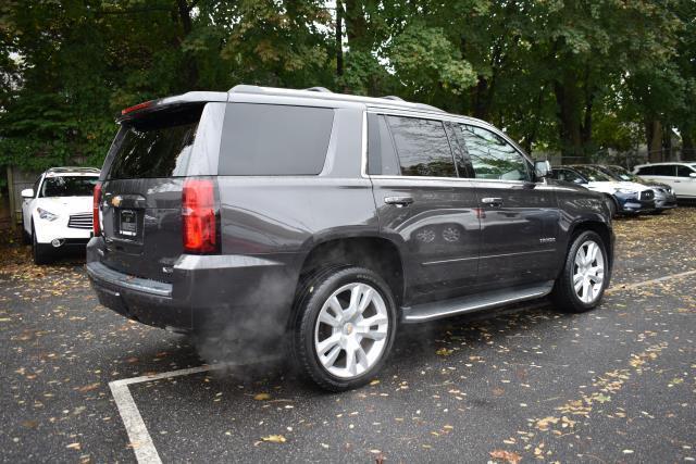 2017 Chevrolet Tahoe Premier 4