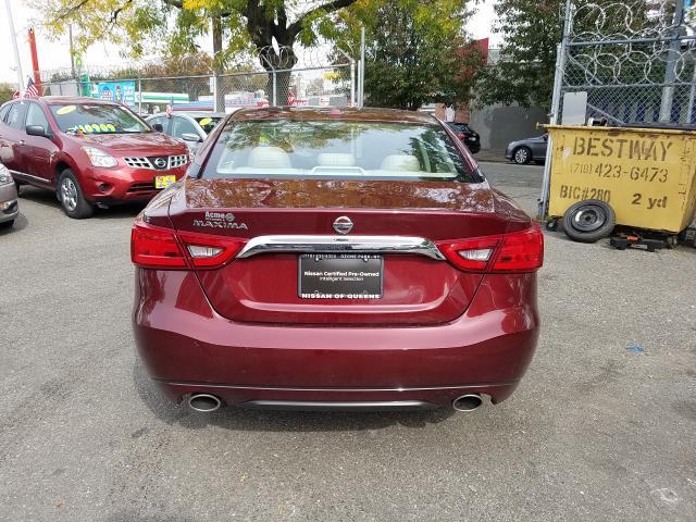 2017 Nissan Maxima S 3.5L 6