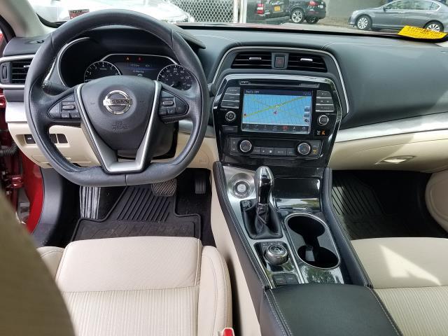 2017 Nissan Maxima S 3.5L 13