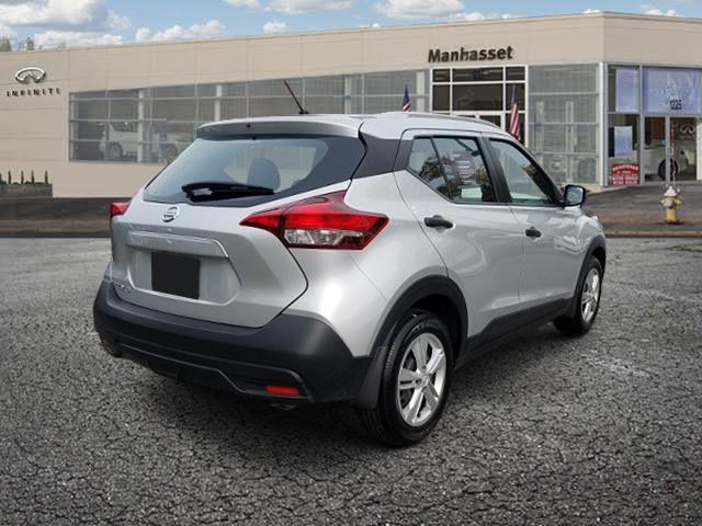 2019 Nissan Kicks S FWD 3