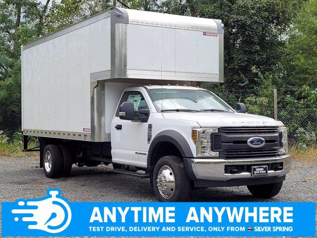 2019 Ford F-550 XL for sale in Silver Spring, MD