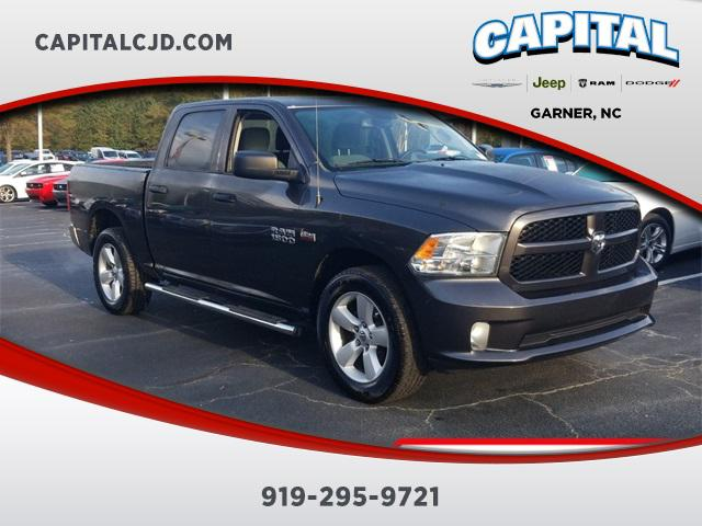 granite crystal metallic clearcoat 2015 RAM 1500 EXPRESS Short Bed Garner NC
