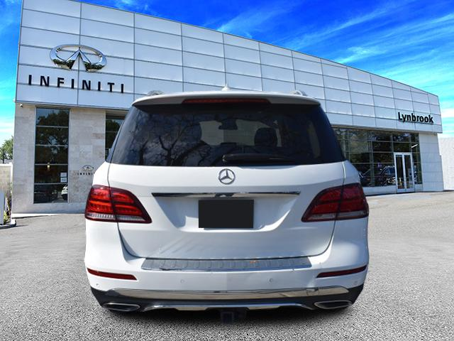 2017 Mercedes-Benz Gle GLE 350 2