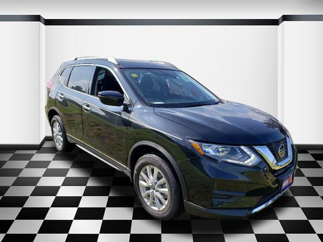 Magnetic Black Pearl 2019 Nissan Rogue S SUV Neptune NJ
