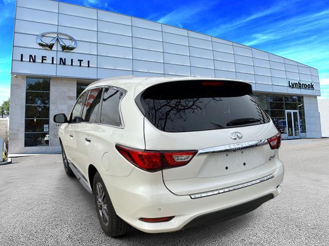 2017 INFINITI QX60 AWD 3