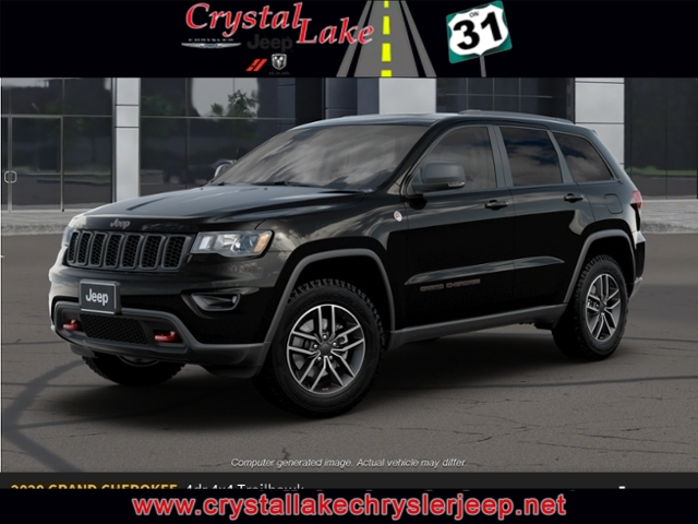 2020 Jeep Grand Cherokee for sale near Crystal Lake, IL