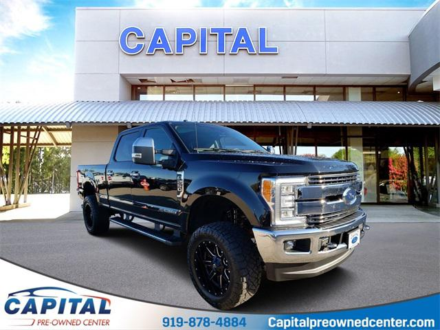 2017 Ford Super Duty F-250 Srw  Crew Pickup Raleigh NC