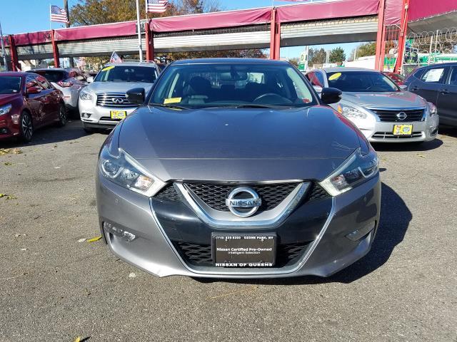 2016 Nissan Maxima 4dr Sdn 3.5 SR 6