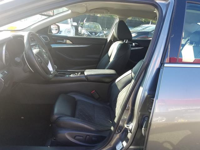 2016 Nissan Maxima 4dr Sdn 3.5 SR 10