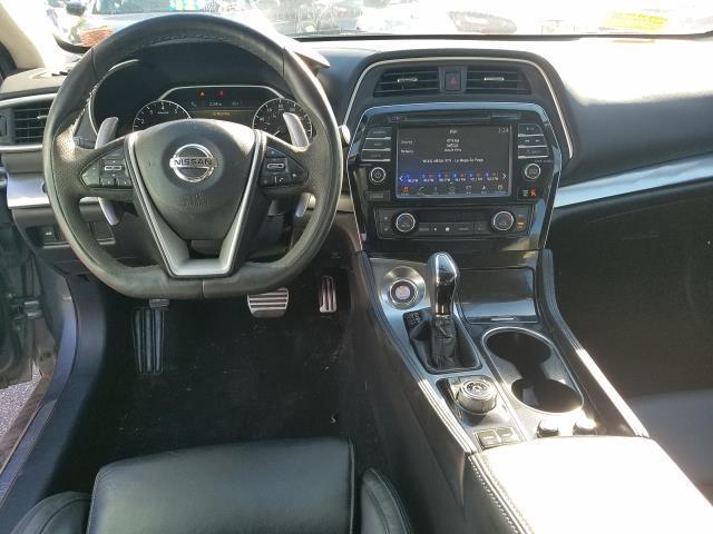 2016 Nissan Maxima 4dr Sdn 3.5 SR 12