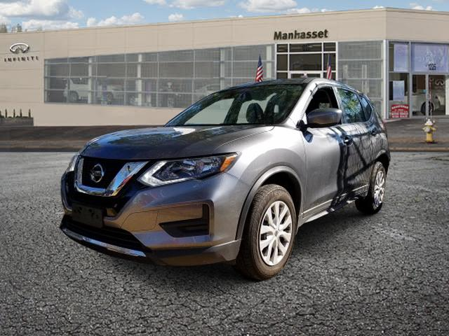 2019 Nissan Rogue AWD S 0