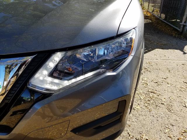 2019 Nissan Rogue AWD S 7