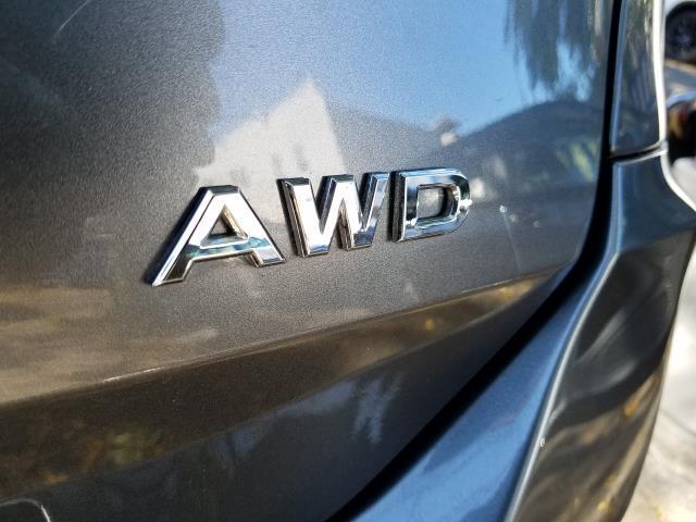 2019 Nissan Rogue AWD S 9