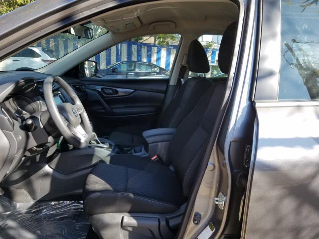 2019 Nissan Rogue AWD S 11