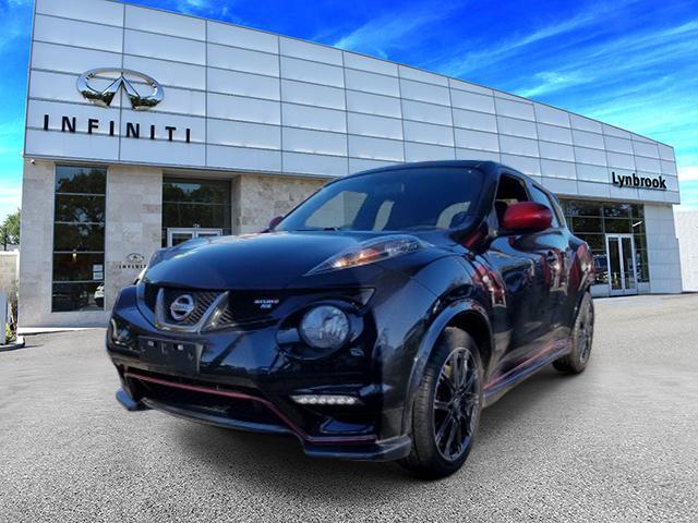 2014 Nissan Juke NISMO RS 0