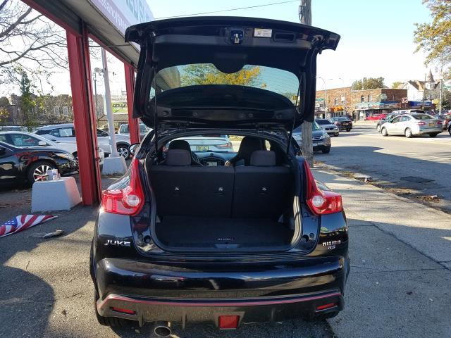 2014 Nissan Juke NISMO RS 4