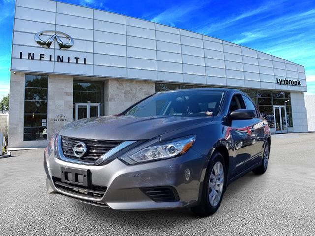2018 Nissan Altima 2.5 S 0