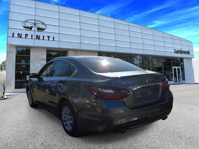 2018 Nissan Altima 2.5 S 2