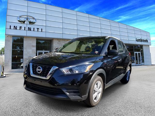 2019 Nissan Kicks S 0