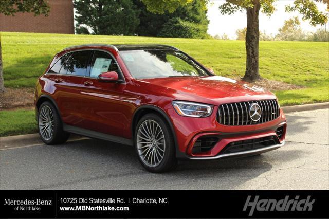 2020 Mercedes-Benz GLC AMG GLC 63 for sale in Charlotte, NC