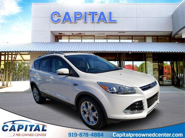 2014 Ford Escape TITANIUM SUV Raleigh NC