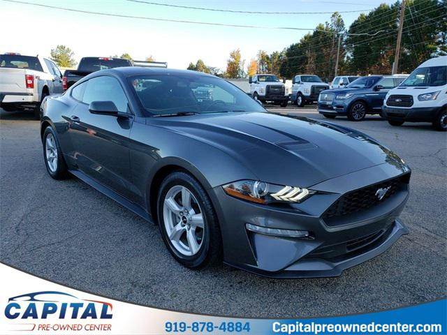 2018 Ford Mustang ECOBOOST 2dr Car Slide